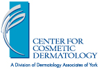 center for cosmetic dermatology logo
