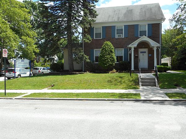 Hanover, PA Location Entrance