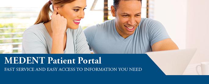 MEDENT Patient Portal Access Image
