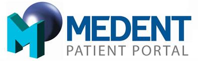 MEDENT patient portal image/link